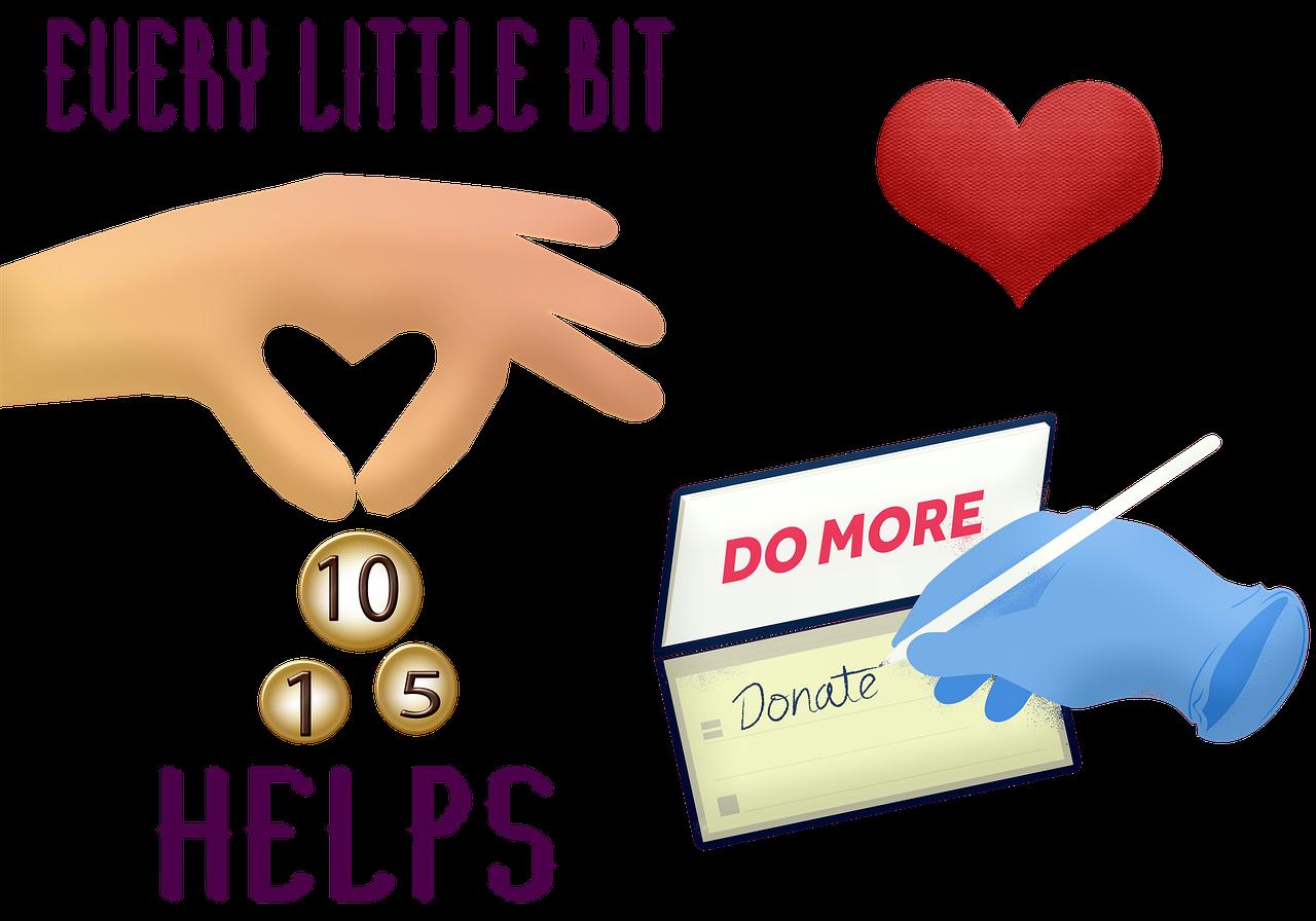 coronavirus, social distance, donate